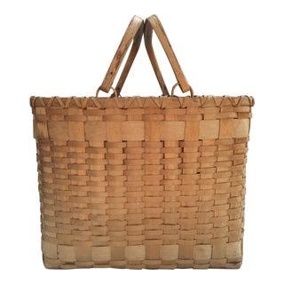 Swing Handle Basket