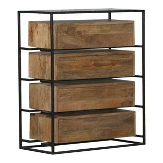 Erdos + Ko Home Wood & Iron Frame Amherst Chest