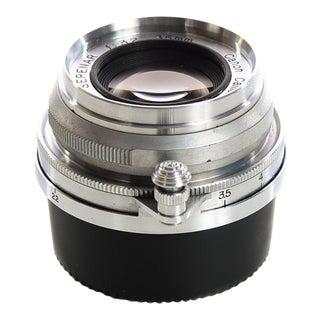 Canon 35mm f:3.2 Serenar -Vintage Leica m39 screw mount wideangle lens-Mint