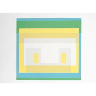 "Josef Albers ""Portfolio 1, Folder 28, Image 1"" Print"