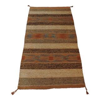 Truly American Virgin Wool Navajo Rug - 5″ × 5″