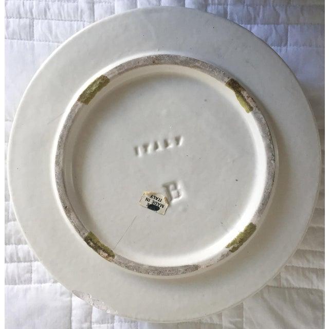 Mid-Century Italian Pottery Ashtray - Image 4 of 5