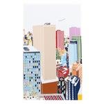 Image of Mori Shizume - New York Skyline 4 Silkscreen
