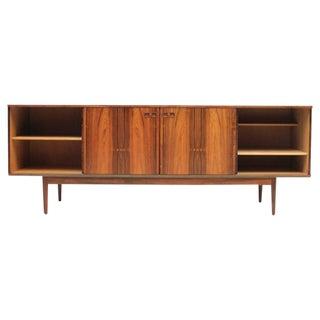 Rosewood Credenza by Ib Kofod-Larsen for Faarup Møbelfabrik, Scandinavian Modern