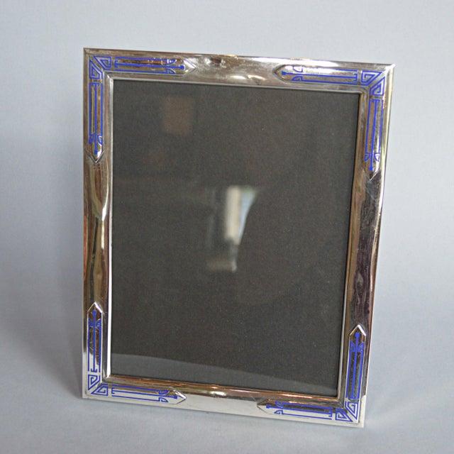 Art Deco Sterling Frame - Image 7 of 7