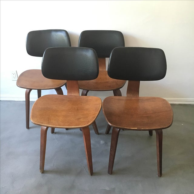 Thonet Bentwood Dining Chairs - Set of 4 - Image 2 of 8