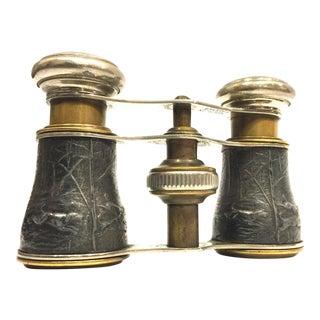Antique Victorian Chevalier Paris Opera Glasses