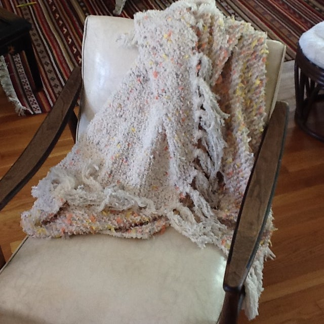 Cynthia Rowley Chenille Throw Blanket - Image 4 of 11