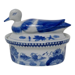 Chinese Porcelain Serving Bowl