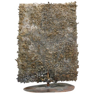 One Off Harry Bertoia Stalactite Panel