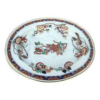 Antique Imari Thanksgiving Meat Platter by Spode