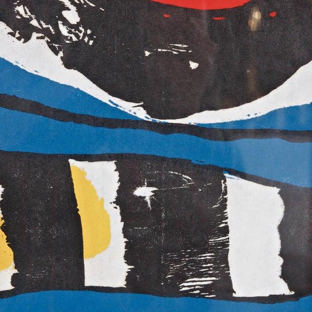 """J. Diedren """"Kinderen Tussen Het Blaw"""" Lithography, 1965 - Image 6 of 10"""
