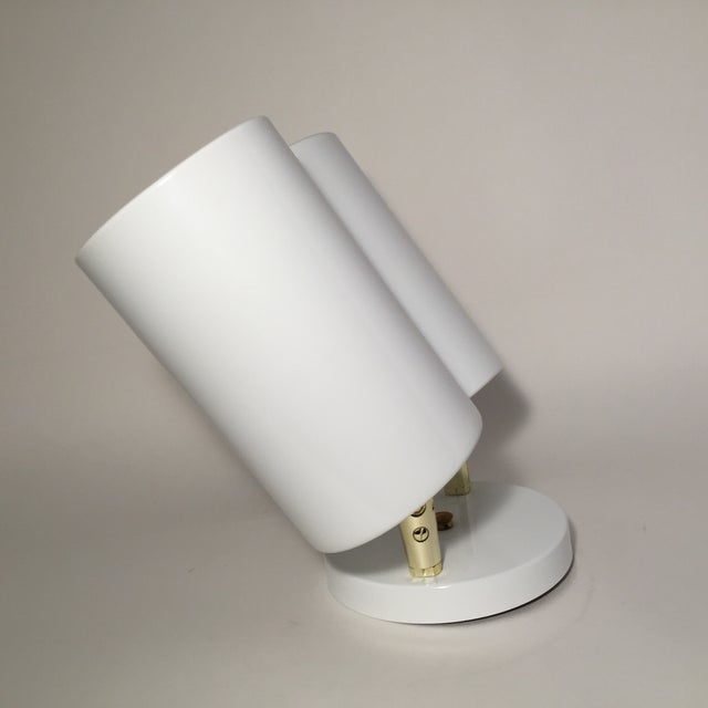 Image of Vintage Non-Installed Directional Can Lighting