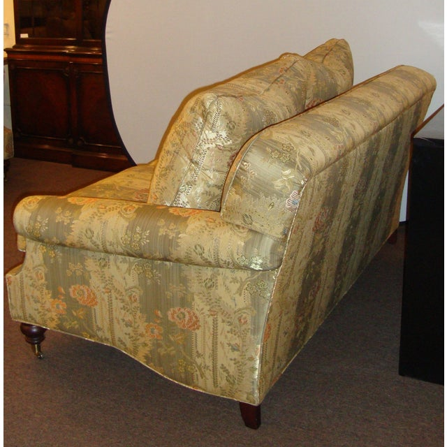Image of Edward Ferrell Signed Loveseats - A Pair