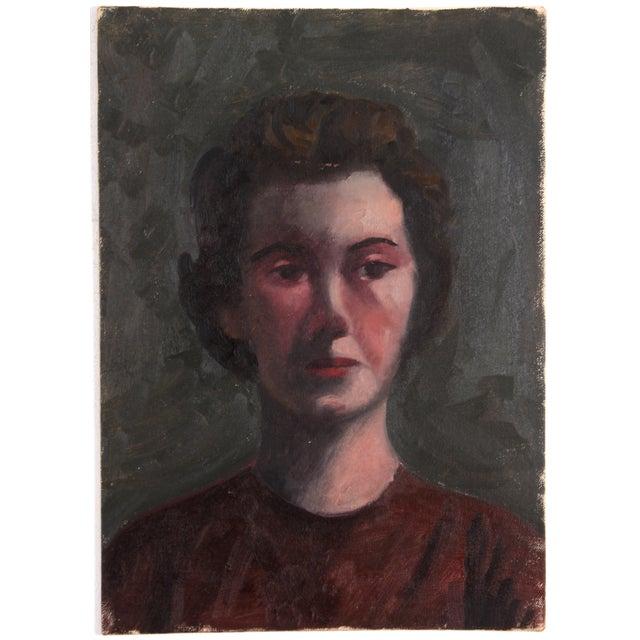 Image of Contemplation Portrait