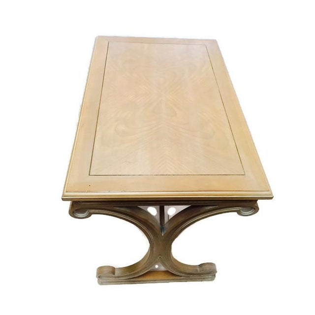 Mid-Century Regency Glam X Side Table - Image 5 of 5