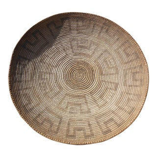 Native American Indian Pima Basket Tray