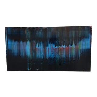 "Jose M. Clark ""Dark Water"" Acrylic on Canvas"