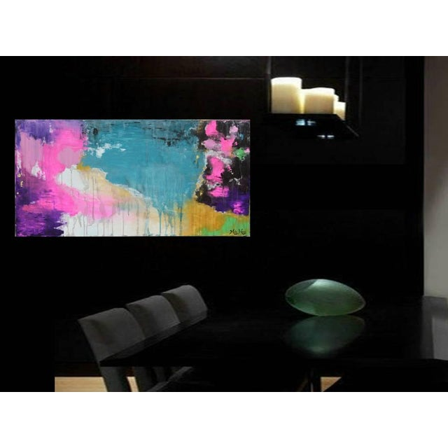 Contemporary Abstract Painting by Mistie House - Image 10 of 10