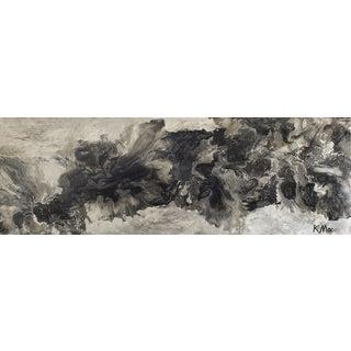 'Smoke Dance' Original Painting by Karen Macdonald
