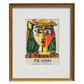 Pablo Picasso - Gallery Int. Lithograph Poster