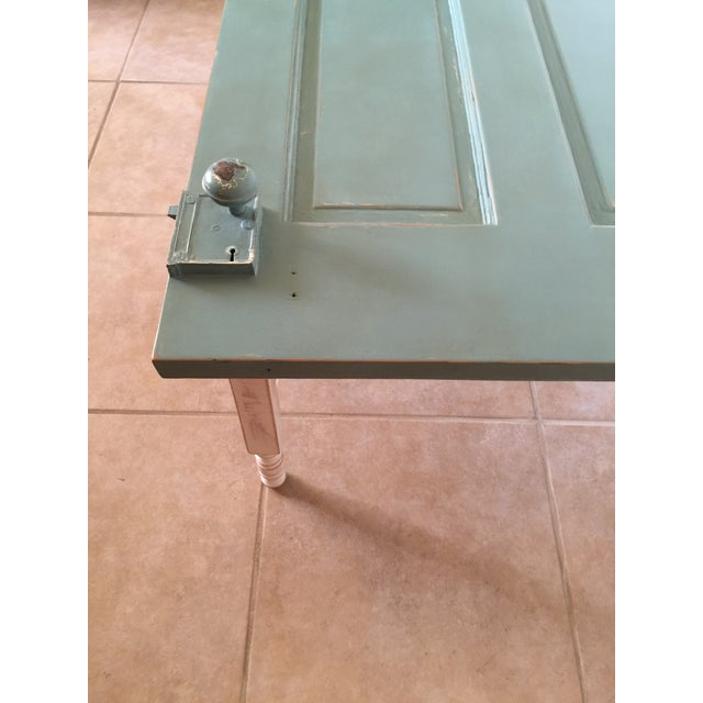 Salvage Door Coffee Table Chairish