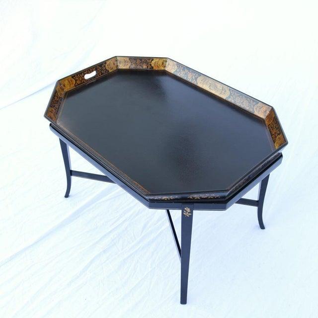 Dyson & Benson Regency Tray Table - Image 4 of 11