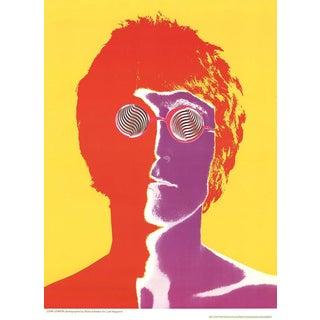 1967 Richard Avedon John Lennon Poster