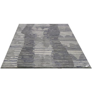 Indian Tufted Rug - 5′ × 7′8″