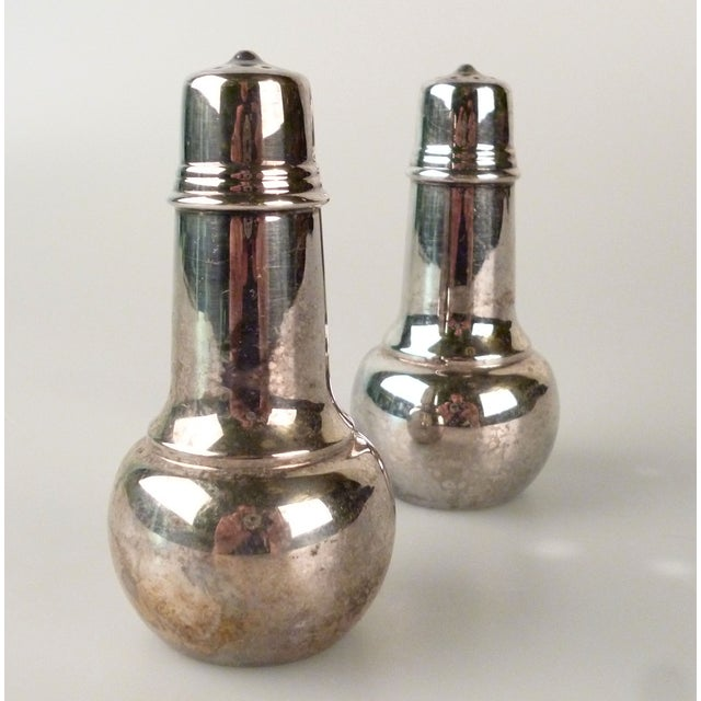 Wm Rogers Salt Amp Pepper Shakers A Pair Chairish
