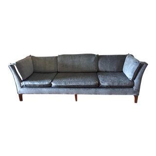 W & J Sloan 1970 Elegant Couch