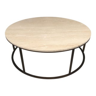 Mitchell Gold & Bob Williams Round Coffee Table