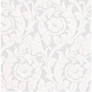 Diana Madras Sheer Alabaster Fabric - 25 Yards