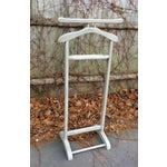 Image of Gentlemans Wardrobe Refinished Valet Stand