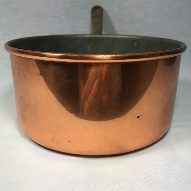 Image of Portuguese Copper & Brass Pan