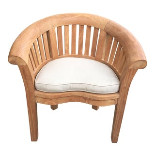 Plantation Solid Teak Chair