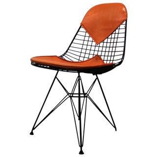 Mid-Century Herman Miller Eiffel Tower Wire Chair