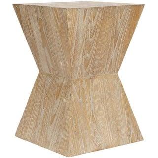 Contemporary Kole Side Table by Safavieh