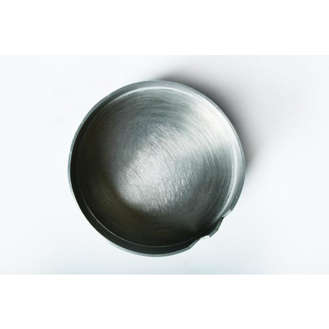 Walnut and Pewter Ashtray by Paul Evans - Image 3 of 7