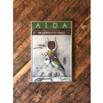 Image of Vintage Aida Metropolitan Opera Lithograph Poster