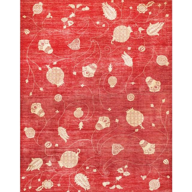 "Image of Pasargad Modern Lamb's Wool Rug - 9'1"" x 11'5"""