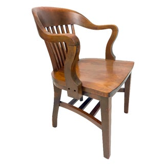 Sikes Company Bank of England Armchair