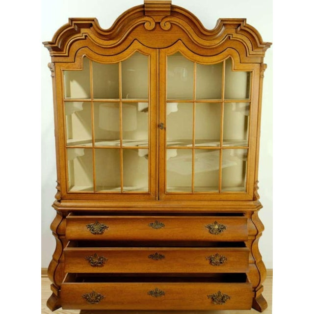 Dorothy Draper Viennese Collection Display Cabinet - Image 2 of 9