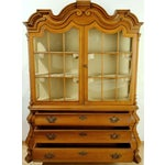 Image of Dorothy Draper Viennese Collection Display Cabinet