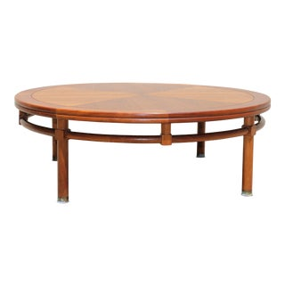 Heritage Walnut Round Table