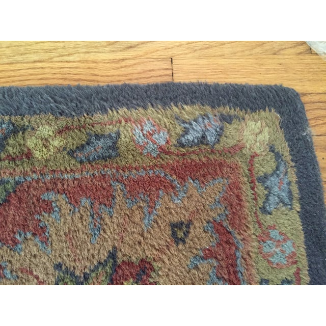 Image Of Pottery Barn Persian-Style Wool Rug