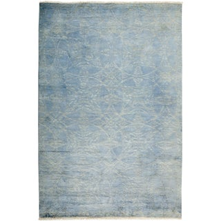 """Vibrance Hand Knotted Area Rug - 5'10"""" X 8'10"""""""