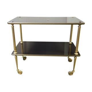Vintage French Serving Cart