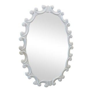 Bassett Lacquered Wall Mirror