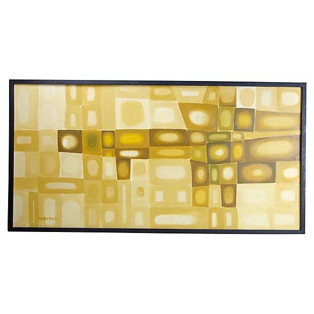 Image of Javier Arevalo Abstract Painting